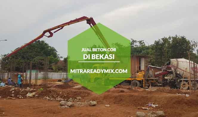 Ready Mix Beton Cor Sukabumi