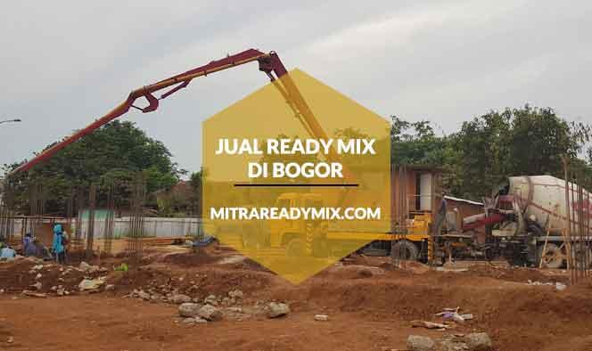 Ready MIx Bogor
